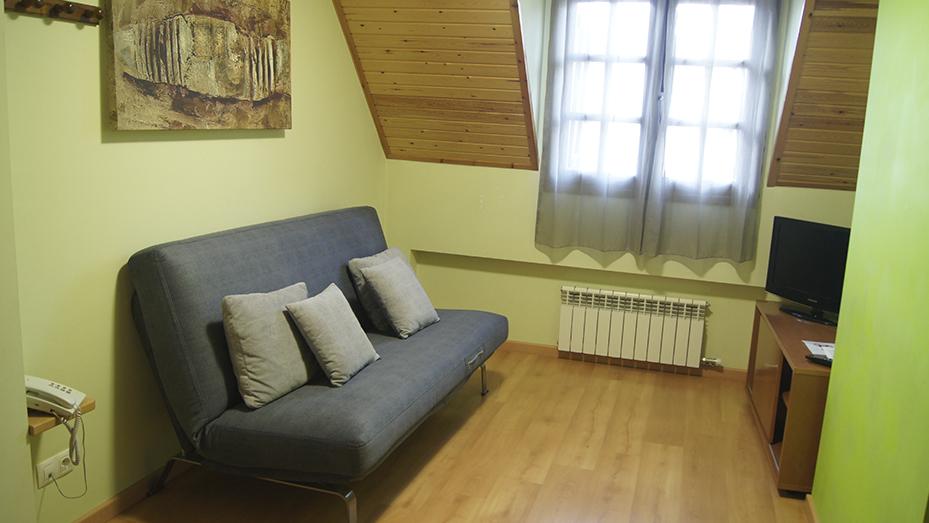 apartamento dos habitaciones panticosa